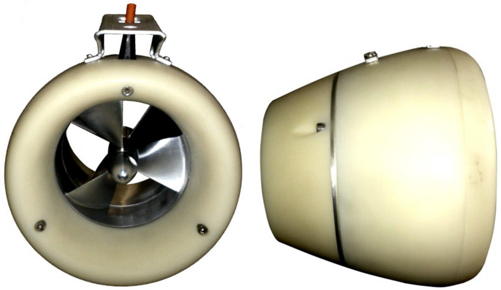 "Marine propulsion: ""Rim-Driven"" electrical thruster"